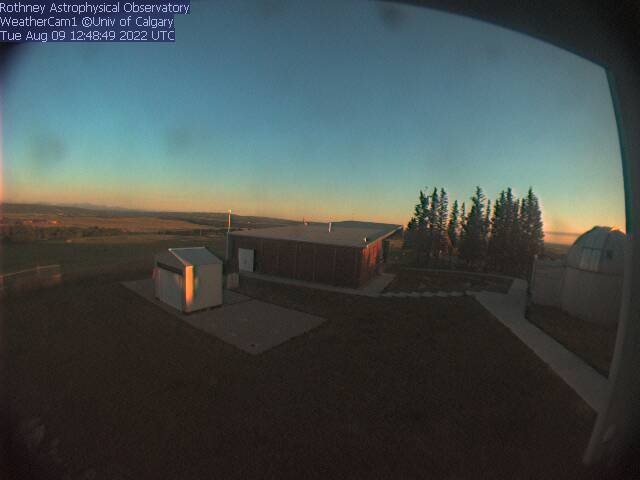RAO weathercam